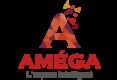 Logo AMEGA Signalétiques